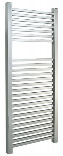 Redroom SQ 800 x 500mm Designer Towel Warming Radiator