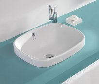 Silverdale Ascot 550mm Inset Vanity Basin