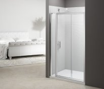 Merlyn 6 Series Sliding Door & Inline Panel