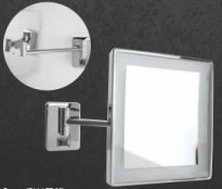 Miller Classic Square IP44 LED Mirror