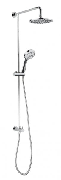 Crosswater Adora Fusion Shower Diverter with Fixed Head