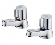 Ideal Standard Alto Bath Pillar Taps