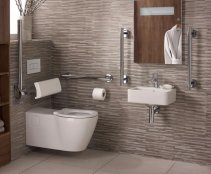 Ideal Standard Concept Freedom 40cm Basin and Wall Mounted WC