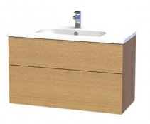 Miller New York 100 Vanity unit with drawers