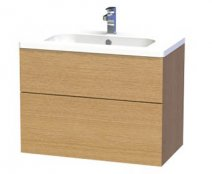 Miller New York 80 Vanity unit with drawers