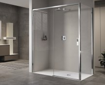 Novellini Opera 2P 2 Part Slider Shower Enclosure