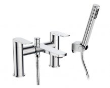 Marflow Savini Deck Mounted Bath Shower Mixer with Kit