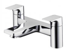 Sottini Lambro Dual Control 2 Hole Bath Filler