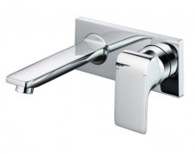 Sottini Lambro Single Lever Built In Basin Mixer Kit - STOCK CLEARANCE