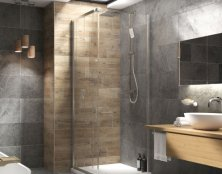 Kudos Pinnacle 8 Centrefold Door 800mm Shower Enclosure