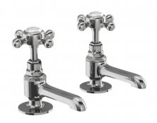 Burlington Stafford Basin Pillar Taps