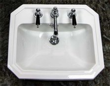 Silverdale Empire 530mm Vanity Basin