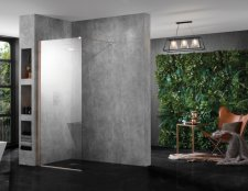 Aquadart Wetroom 10 Walk In Panel