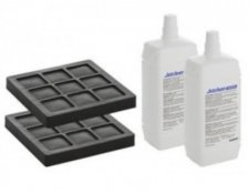 Geberit Aquaclean Active Carbon Filter and Nozzle Cleaner Set x2