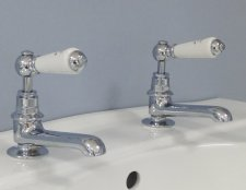 Silverdale Berkeley Basin Pillar Taps