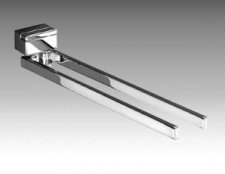 Inda Logic Swivel Towel Rail
