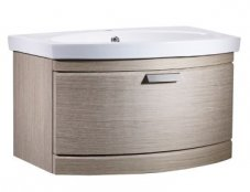 Tavistock Tempo 650mm Wall Mounted Unit with Basin