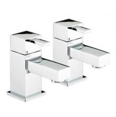 Bristan Quadrato Bathroom Taps