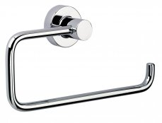 Tecno Project Open Towel Ring- Chrome
