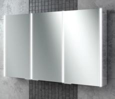 HIB LED Aluminium Cabinets with Mirror Sides