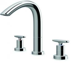 Laufen Curve Prime Bathroom Taps