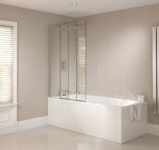 April Prestige Bath Screens