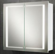 HIB LED Gloss White Cabinets