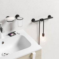 Bathroom Origins Tecno Project Black