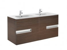 Roca Victoria-N UNIK Square Basin and Furniture 1200mm (2 Drawers)