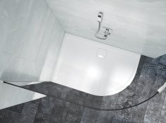 Merlyn Level25 Quadrant 900 x 900mm Shower Tray