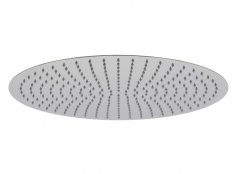 Vado Aquablade 500mm Single Function Round Shower Head