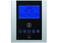 Vado Thermostatic Shower Valve with Diverter and Digital Control Panel