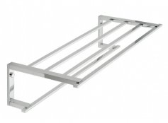 Vado Level Towel Shelf with Towel Rail