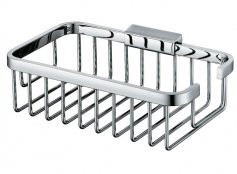 Vado Medium Rectangular Deep Shower Basket