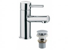 Vado Zoo Mono Basin Mixer Smooth Bodied