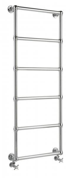 Bayswater Juliet Wall Mounted 1548 x 598mm Chrome Towel Rail