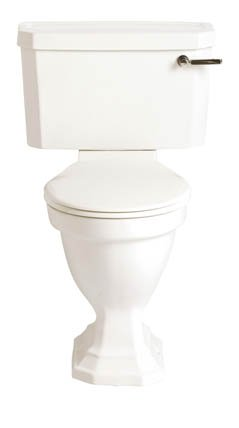 Heritage Granley Close Coupled Comfort Height WC and Cistern