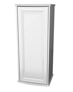 Miller Traditional Panelled Door Storage Cabinet (wall hung)