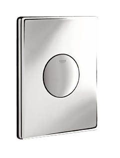 Grohe Skate Pneumatic WC Wall Plate