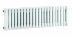 Bayswater Nelson Triple 1011 x 300mm White Radiator