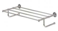 Burlington Chrome Towel Rack