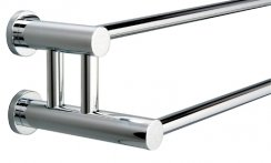 Miller Montana Double Towel Rail
