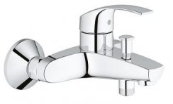 Grohe Eurosmart Single Lever Bath/Shower Mixer Wall Mounted