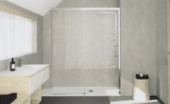 Novellini Rose PHB Shower Panel