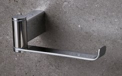 Miller Boston Chrome Swivel Toilet Roll Holder