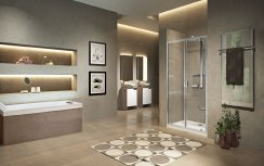 Novellini Lunes 2.0 B Saloon Shower Enclosure