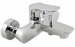 Vado Photon Exposed Bath Shower Mixer without Shower Kit