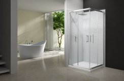 Merlyn 6 Series Corner Entry Shower Enclosure