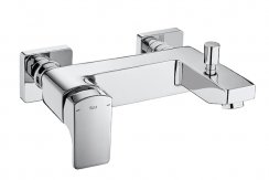 Roca L90 Wall Mounted Bath Shower Mixer
