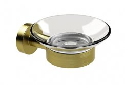 Miller Bond Brass Soap Dish